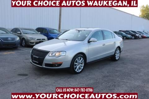 2010 Volkswagen Passat for sale at Your Choice Autos - Waukegan in Waukegan IL
