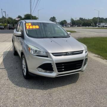 2013 Ford Escape for sale at Auto Bella Inc. in Clayton NC