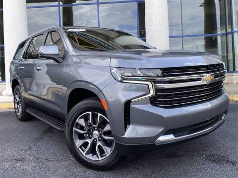 2021 Chevrolet Tahoe for sale at Southern Auto Solutions - Capital Cadillac in Marietta GA