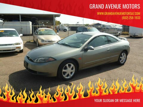 1999 Mercury Cougar for sale at Grand Avenue Motors in Phoenix AZ