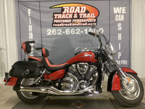 2007 Honda VTX™ 1800T Spec 1 for sale at Road Track and Trail in Big Bend WI