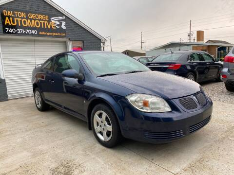 2009 Pontiac G5 for sale at Dalton George Automotive in Marietta OH