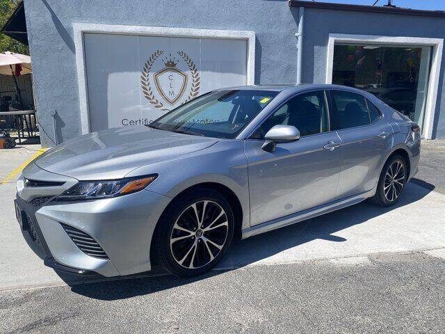 2018 Toyota Camry for sale in Elmhurst, NY