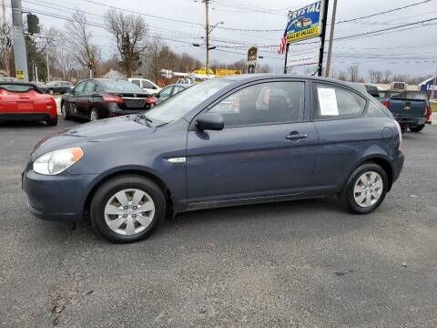 2010 Hyundai Accent for sale at CRYSTAL MOTORS SALES in Rome NY