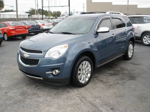 2011 Chevrolet Equinox for sale at Priceline Automotive in Tampa FL