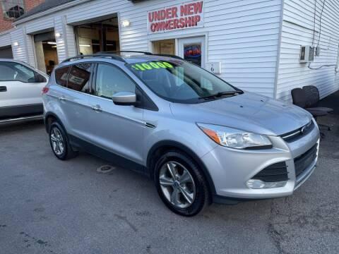 2013 Ford Escape for sale at Car VIP Auto Sales in Danbury CT