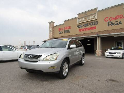 2006 Lexus RX 330 for sale at Import Motors in Bethany OK