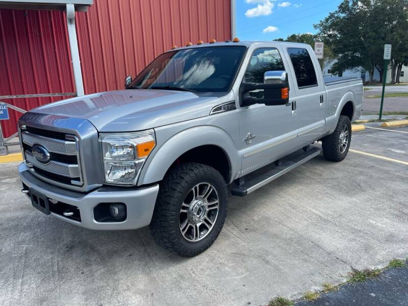 2014 Ford F-350 Super Duty for sale at Ultimate Autos of Tampa Bay LLC in Largo FL