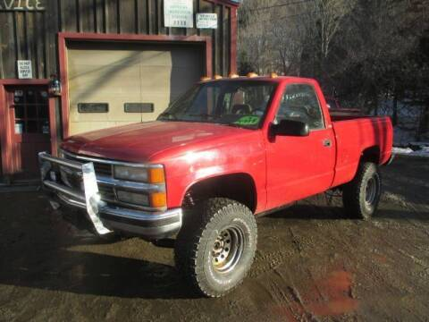 1994 Chevrolet C/K 1500 Series for sale at Classic Car Deals in Cadillac MI