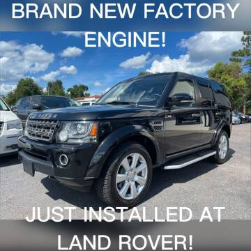 2015 Land Rover LR4 for sale at Upfront Automotive Group in Debary FL