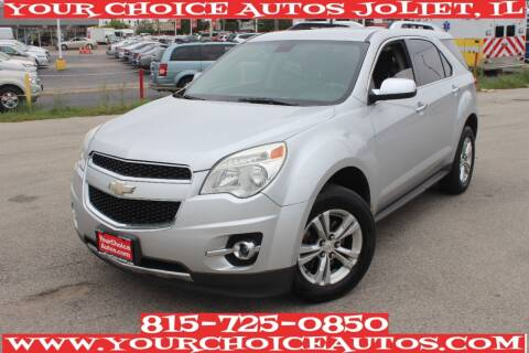 2011 Chevrolet Equinox for sale at Your Choice Autos - Joliet in Joliet IL