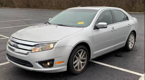2010 Ford Fusion for sale at Heely's Autos in Lexington MI