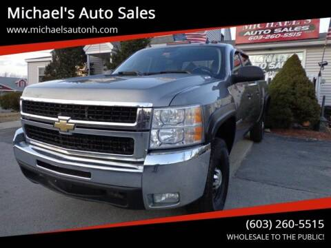 2008 Chevrolet Silverado 2500HD for sale at Michael's Auto Sales in Derry NH