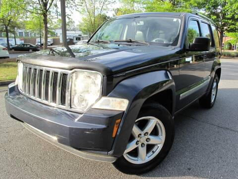 2008 Jeep Liberty for sale at Top Rider Motorsports in Marietta GA