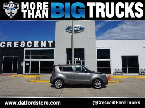 2018 Kia Soul for sale at Crescent Ford in Harahan LA