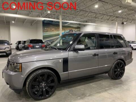 2010 Land Rover Range Rover for sale at Godspeed Motors in Charlotte NC