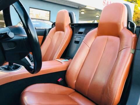 2006 Mazda MX-5 Miata for sale at Trimax Auto Group in Norfolk VA