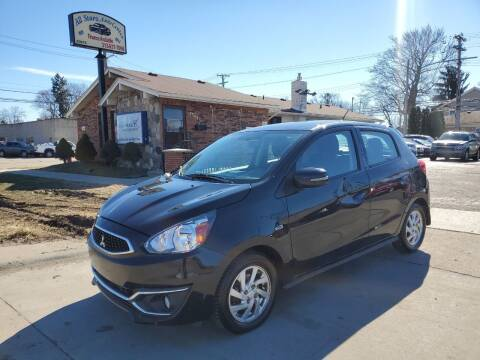 2017 Mitsubishi Mirage for sale at All Starz Auto Center Inc in Redford MI