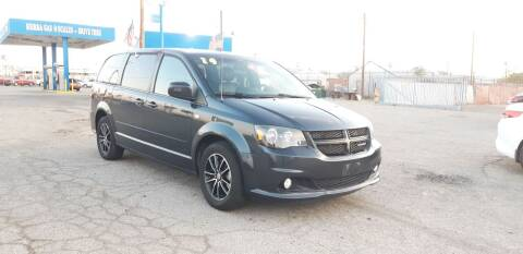 2014 Dodge Grand Caravan for sale at Autosales Kingdom in Lancaster CA