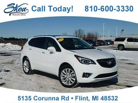 2019 Buick Envision for sale at Jamie Sells Cars 810 - Linden Location in Flint MI