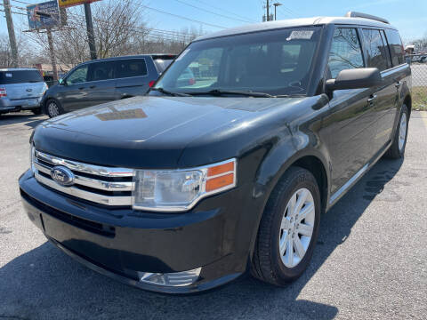 2011 Ford Flex for sale at Diana Rico LLC in Dalton GA
