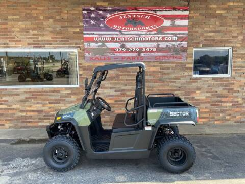 2021 HISUN SECTOR 250 for sale at JENTSCH MOTORS in Hearne TX