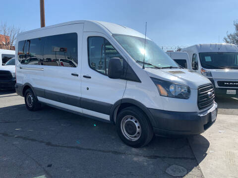 2015 Ford Transit Passenger for sale at Best Buy Quality Cars in Bellflower CA