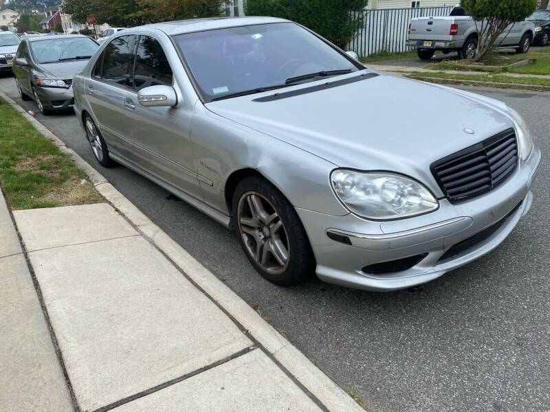2003 Mercedes-Benz S-Class for sale at Mecca Auto Sales in Newark NJ