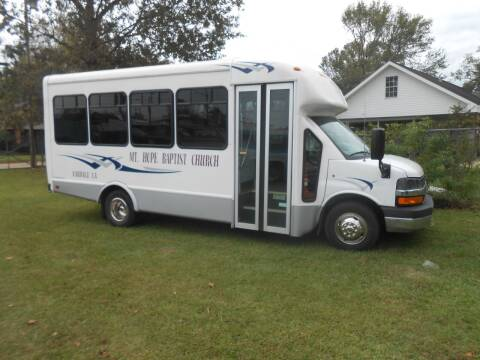 2014 Chevrolet Express Cutaway for sale at RANDY'S AUTO SALES in Oakdale LA