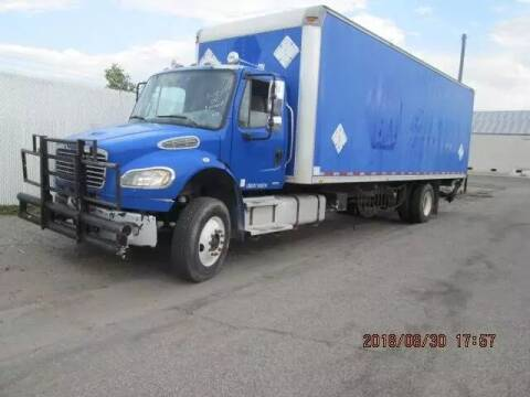 2004 Freightliner M-2--28 FT. VAN for sale at Auto Acres in Billings MT