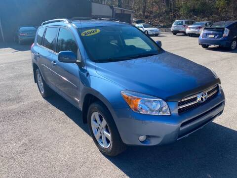 2007 Toyota RAV4 for sale at Worldwide Auto Group LLC in Monroeville PA