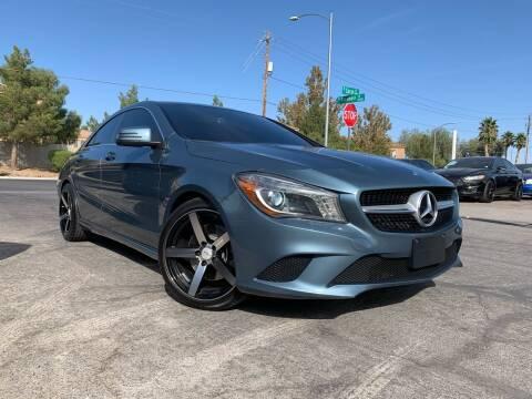 2014 Mercedes-Benz CLA for sale at Boktor Motors in Las Vegas NV