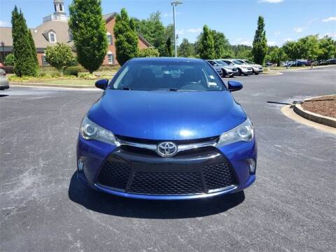 2016 Toyota Camry for sale at Southern Auto Solutions - Lou Sobh Honda in Marietta GA