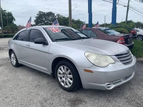 2008 Chrysler Sebring for sale at AUTO PROVIDER in Fort Lauderdale FL
