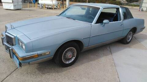 1981 Pontiac Grand Prix for sale at Classic Car Deals in Cadillac MI