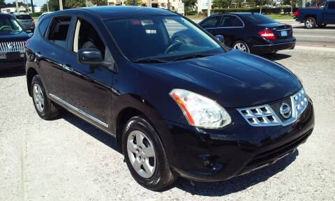 2013 Nissan Rogue for sale at Pinellas Auto Brokers in Saint Petersburg FL
