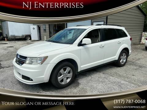 2015 Dodge Journey for sale at NJ Enterprises in Indianapolis IN