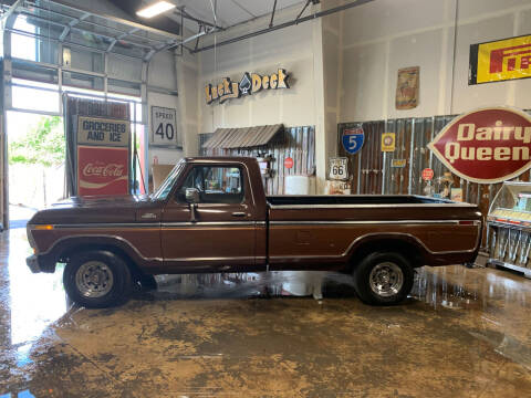 1978 Ford F-150 Ranger for sale at Cool Classic Rides in Redmond OR