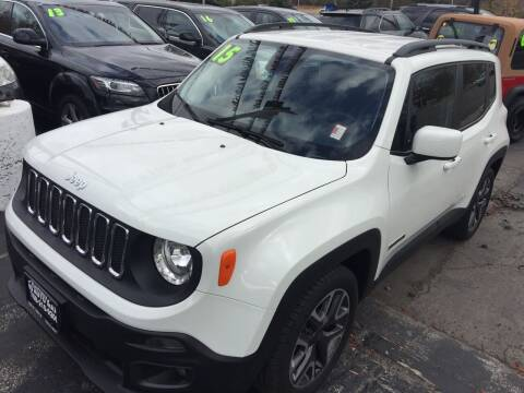 2015 Jeep Renegade for sale at ROUTE 6 AUTOMAX in Markham IL