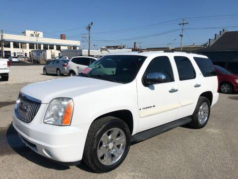 2009 GMC Yukon for sale at Kramer Motor Co INC in Shelbyville IN