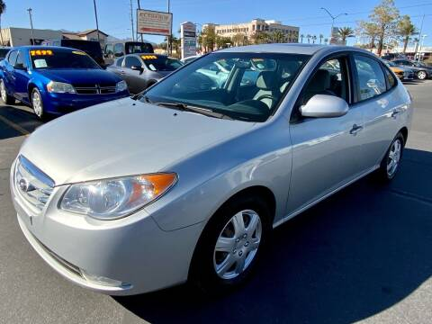 2010 Hyundai Elantra for sale at Charlie Cheap Car in Las Vegas NV