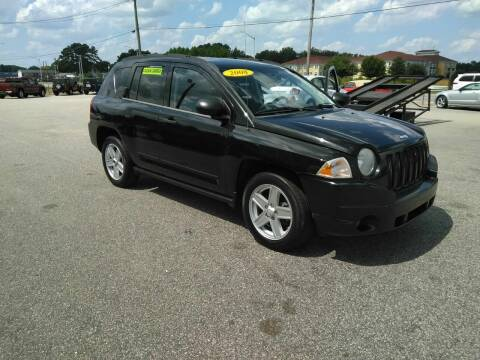2008 Jeep Compass for sale at Kelly & Kelly Supermarket of Cars in Fayetteville NC
