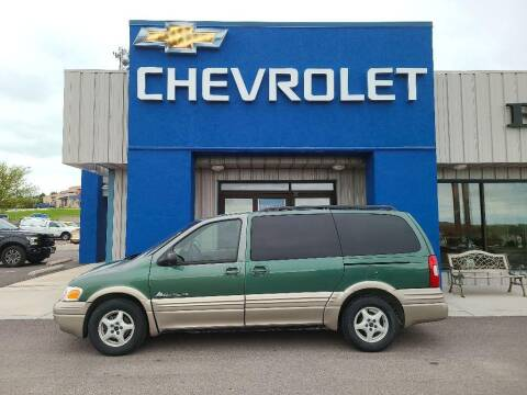 2000 Pontiac Montana for sale at Tommy's Car Lot in Chadron NE