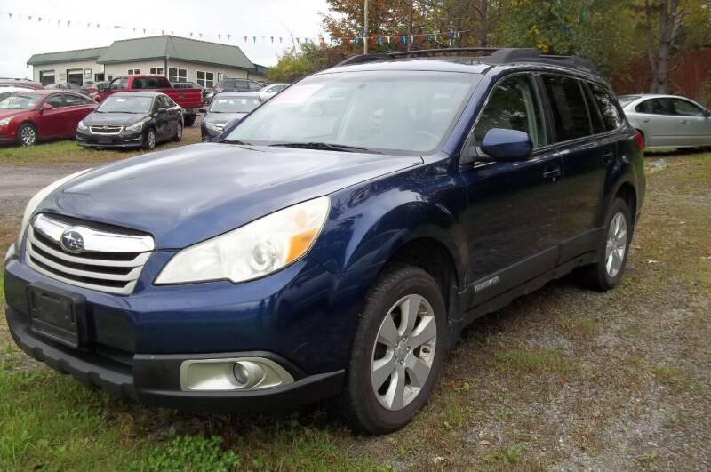 2011 Subaru Outback for sale at Warner's Auto Body of Granville Inc in Granville NY