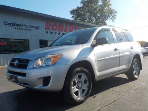 2010 Toyota RAV4 for sale at Roberti Automotive in Kingston NY
