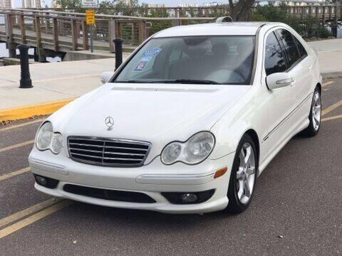 2007 Mercedes-Benz C-Class for sale at Orlando Auto Sale in Port Orange FL