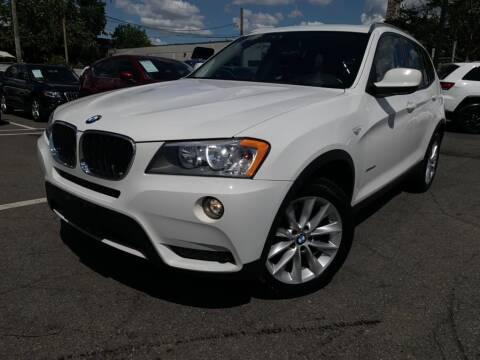 2013 BMW X3 for sale at EUROPEAN AUTO EXPO in Lodi NJ