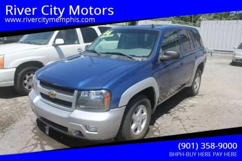2006 Chevrolet TrailBlazer for sale at River City Motors in Memphis TN
