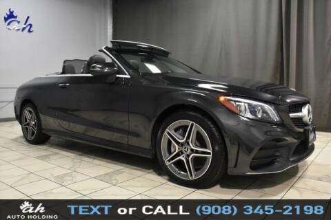 2019 Mercedes-Benz C-Class for sale at AUTO HOLDING in Hillside NJ
