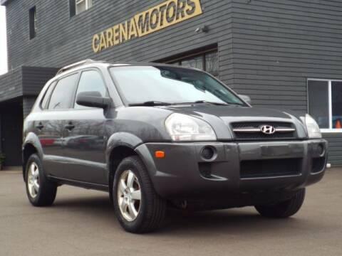 2007 Hyundai Tucson for sale at Carena Motors in Twinsburg OH